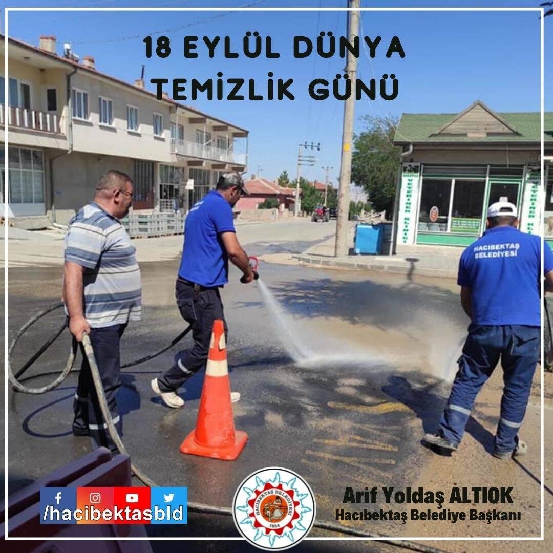 18 Eylül Dünya Temizlik Günü Kutlu Olsun