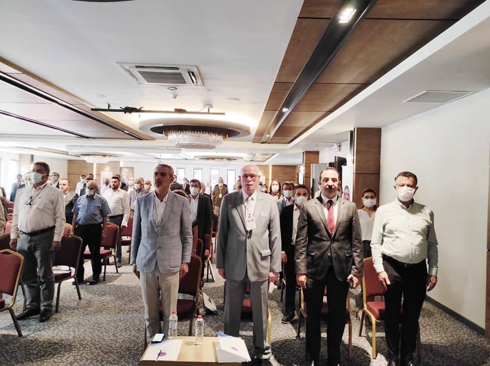 Antalya'da Yapılan İç Anadolu Belediyeler Birliği Olağan Meclis Toplantısı ve Eğitim Programı
