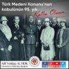 Türk Medeni Kanunu'nun Kabulü Kutlu Olsun