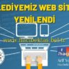 Hacıbektaş Belediyesi Web Sitemizi Yeniledik
