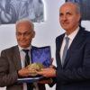 24. Hacı Bektaş Veli Dostluk ve Barış Ödülü Doç. Dr. Özgür SAVAŞÇI'YA verildi.