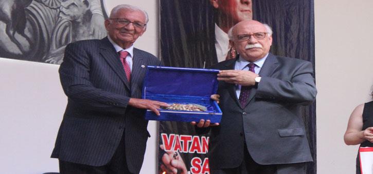 23. Hacı Bektaş Veli Dostluk ve Barış Ödülü